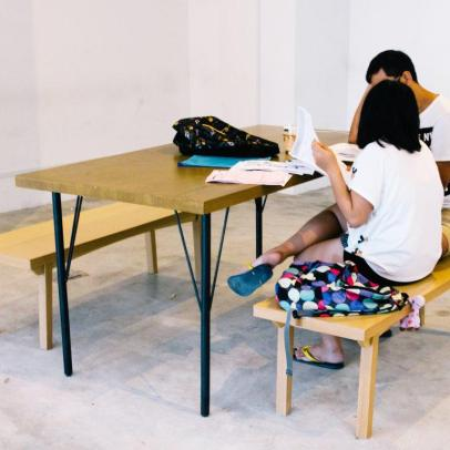 Study Area at JCube, 2 Jurong East Central 1, Singapore 609731