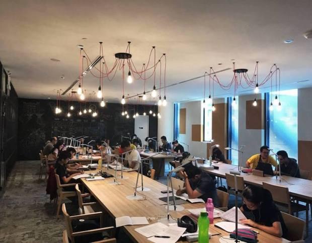 Tampines Regional Library Singapore