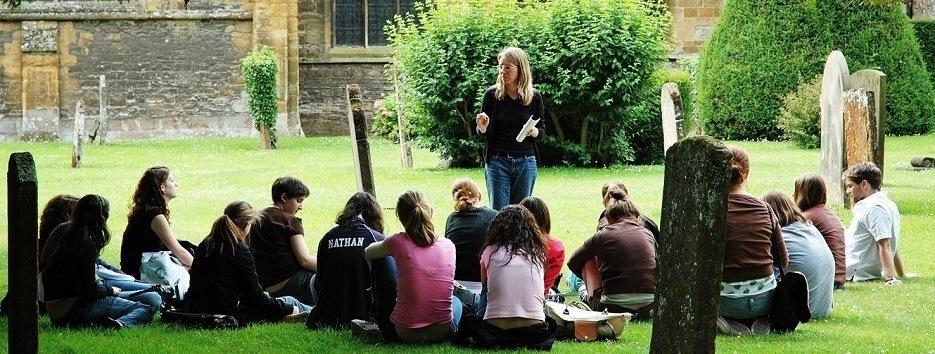 Oxford Summer Program Banner