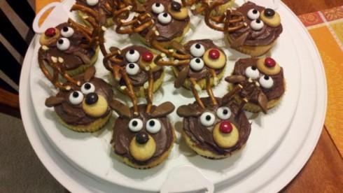 Reindeer Cupcakes All Things Cupcake