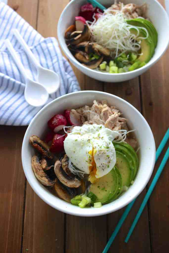Anything Goes Noodle Bowls