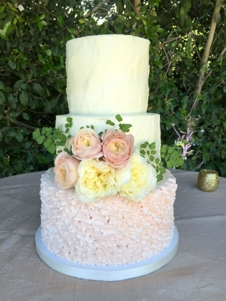 Wedding Cakes Buttercream Frost It Cupcakery