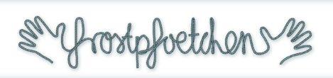 Frostpfoetchen – Armstulpen und Knotentaschen