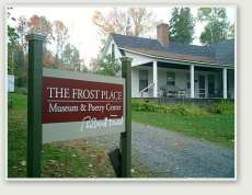 The Frost Place Museum and Poetry Center