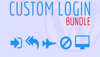 Custom Login WordPress Plugin version 3 | Frosty Media