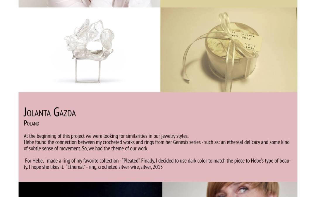 The Contemporary Jewellery Exchange!
