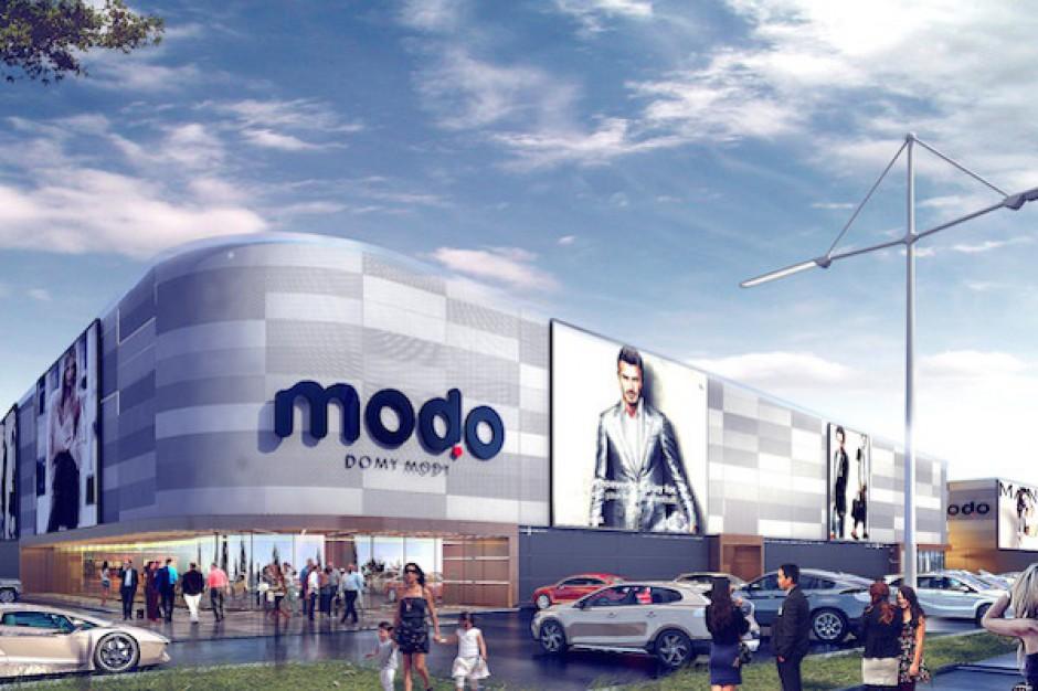 Oficjalne otwarcie Domu Mody MODO.