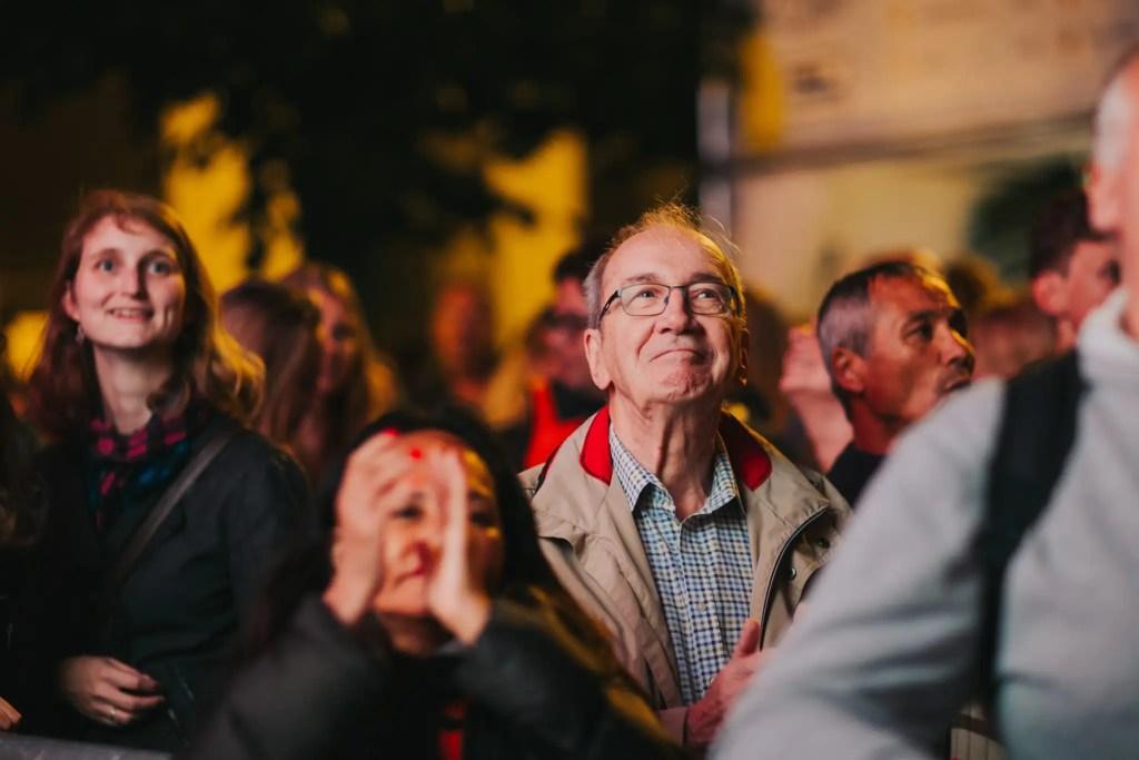 Gast Publiek Evenementfotografie