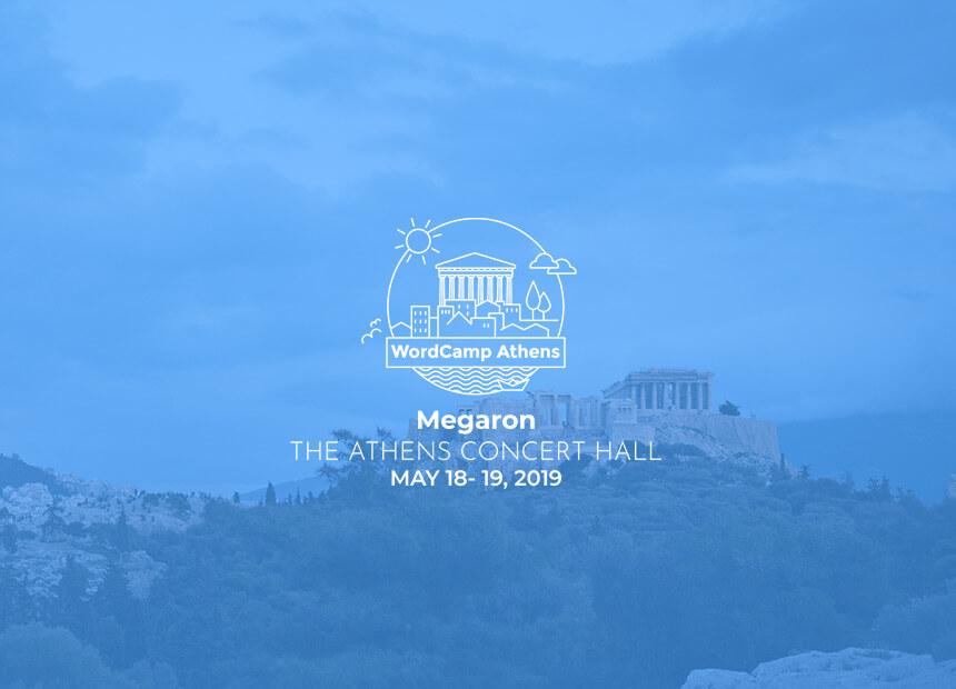 Το WordCamp Athens 2019 στο Μέγαρο Μουσικής