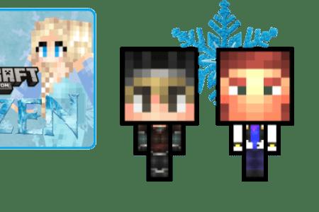 Minecraft Spielen Deutsch Skin Para Minecraft Pe Frozen Bild - Skin para minecraft pe frozen