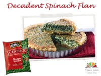 Decadent Spinach Fan Recipe