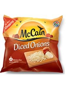 Mccain Diced Onions 250g
