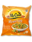 Mccain Mixed Vegetables 1kg