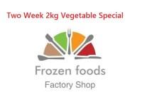 Frozen foods 2kg Specials