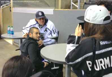 LA Kings Meet The Players-H20 - 4465