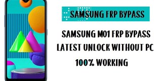 Samsung M01 FRP Bypass (Unlock SM-M015F/G Google Account) Android 10