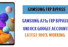 Samsung A21s FRP Bypass (Unlock SM-A217F Google Account) Android 10