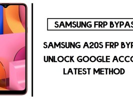 Samsung A20s FRP Bypass (Unlock SM-A207F/M Google Account) Android 10