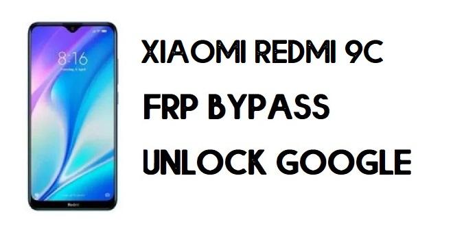 Xiaomi Redmi 9C FRP Bypass | Unlock Google Verification (MIUI 12)