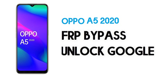 Oppo A5 (2020) FRP Bypass (Unlock Google) Android 9.0 | Emergency Code