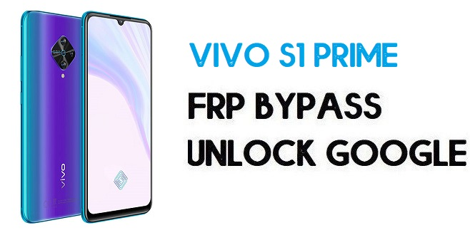 Vivo S1 Prime FRP Bypass-How To Unlock Google Account | Android 9.0