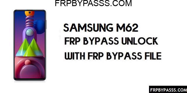 Samsung M62 FRP Bypass Android 11 (Unlock Google Verification) Latest