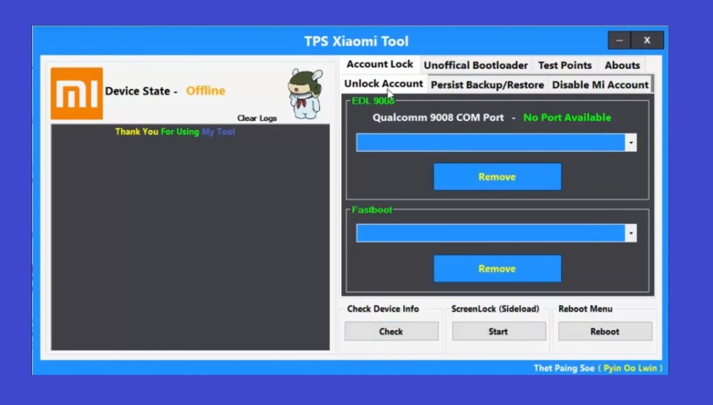 Download TPS Xiaomi Tool – Latest 2020 Version