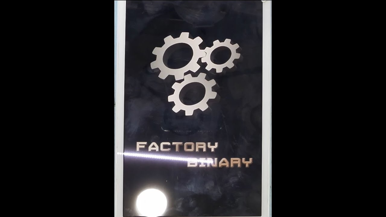 Madison : How to exit factory binary s8