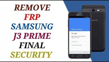 remove frp j330 u3 account google remove done - frp done