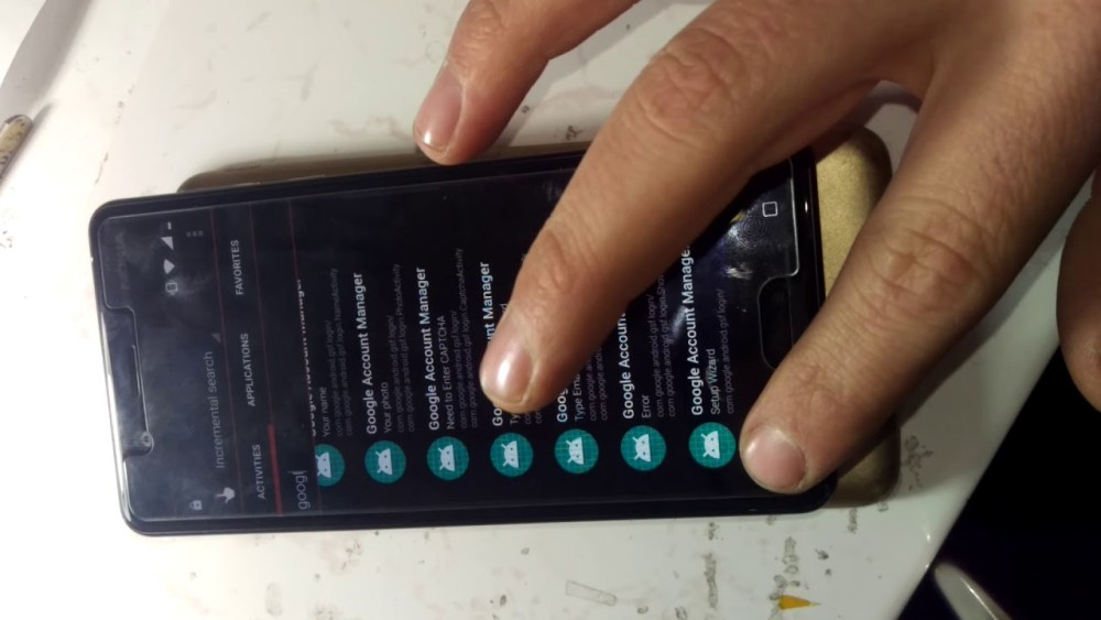 Nokia 5 TA 1024 8.1.0 FRP remove done bypass FINAL SECURITY 2