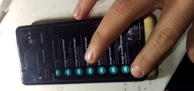 Nokia 5 TA 1024 8 1 0 FRP remove done bypass FINAL SECURITY
