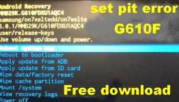Samsung G928f Firmware 4 Files
