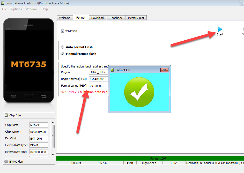 remove frp infinix x572 done by scatter file only format 2