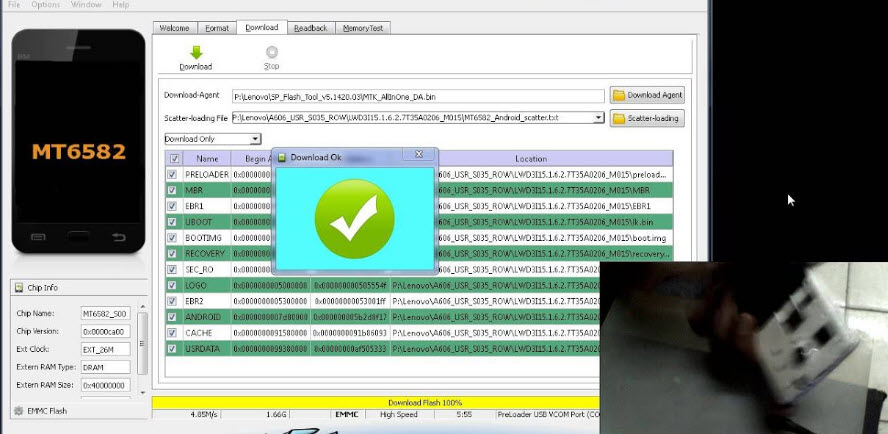 lenovo a2010-a flash file offecial room mt6735m free download – frp done