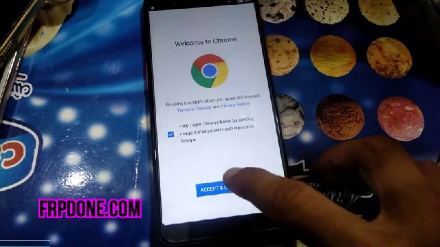How to remove Frp infinix x606 without desktop 2