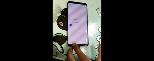 Remove Frp samsung s9 plus done without pc version 9 - frp done
