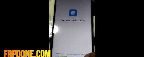 Remove Frp Redmi note 7 miui 10 android 9 without pc done – frp done