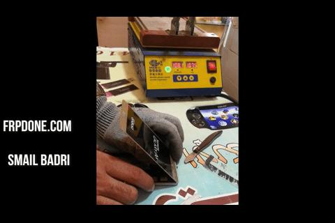 Video Replace board samsung a5 2