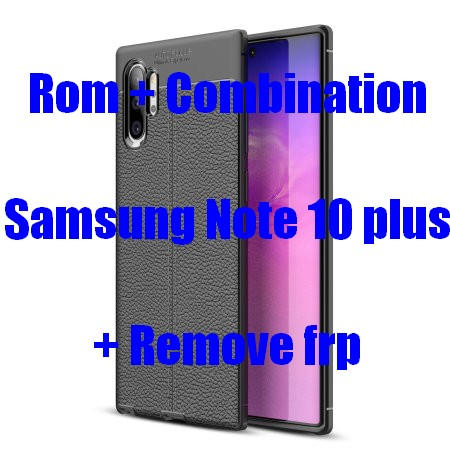 Free Combination + Firmware Samsung Note 10+ 5G (SM-N976) 1