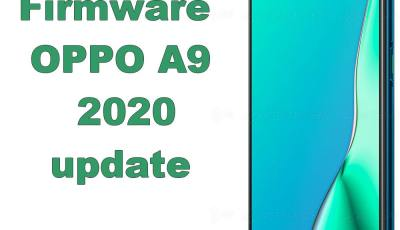 Free download OPPO A9 2020 update