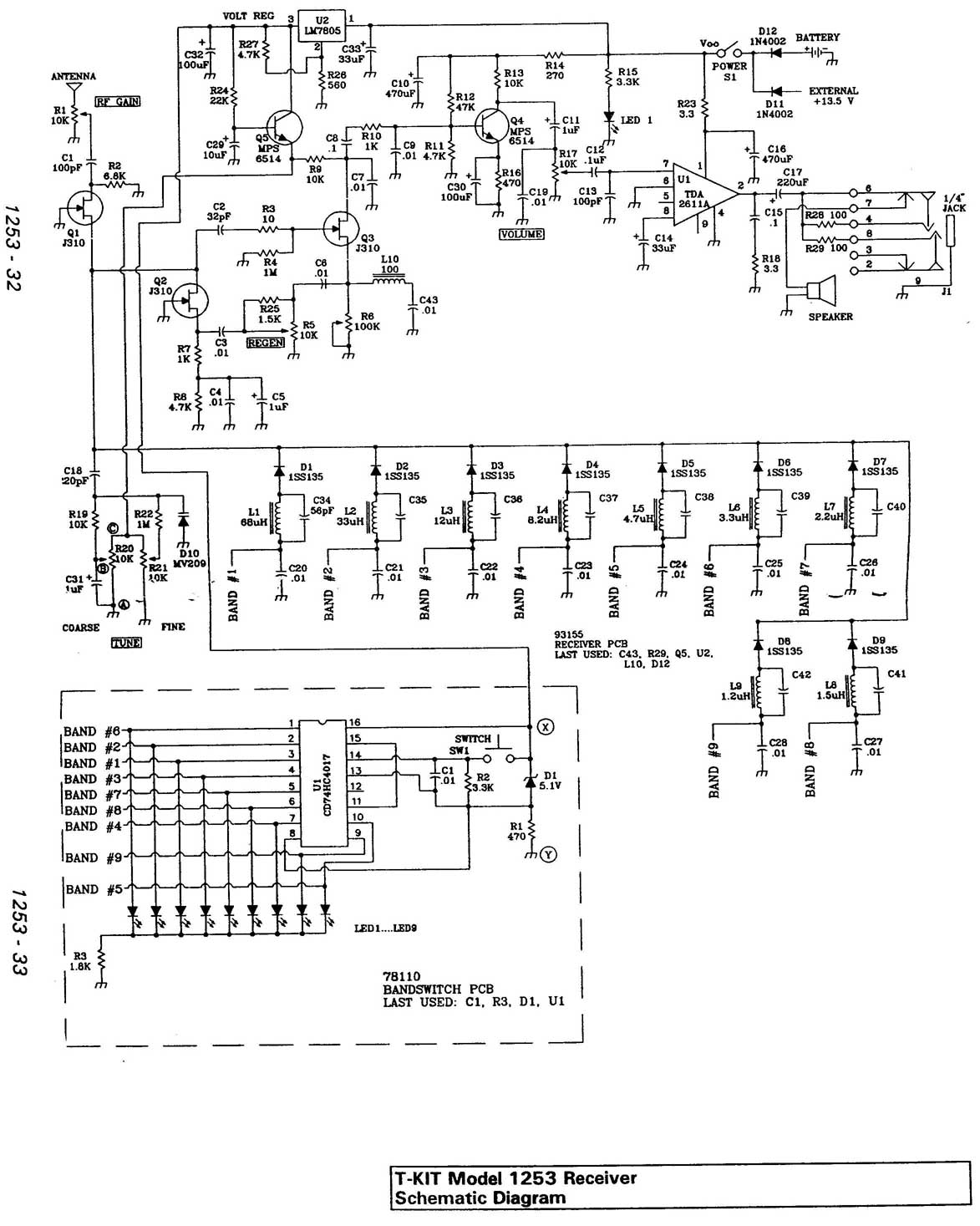 Ten Tec Mic Wiring Diagram Honda Cr 125 Cdi Ignition