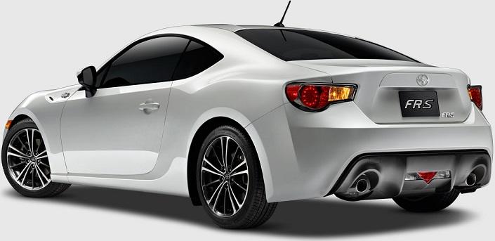 Scion FR-S Hybrid