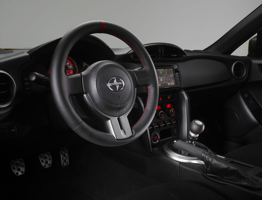 Scion fr s release series 1 0 coming in august for Scion frs interior accessories
