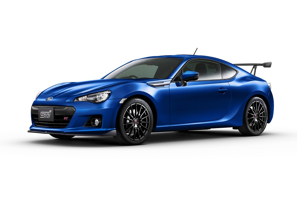 New Subaru BRZ tS Is Wicked Cool, Not That Fast