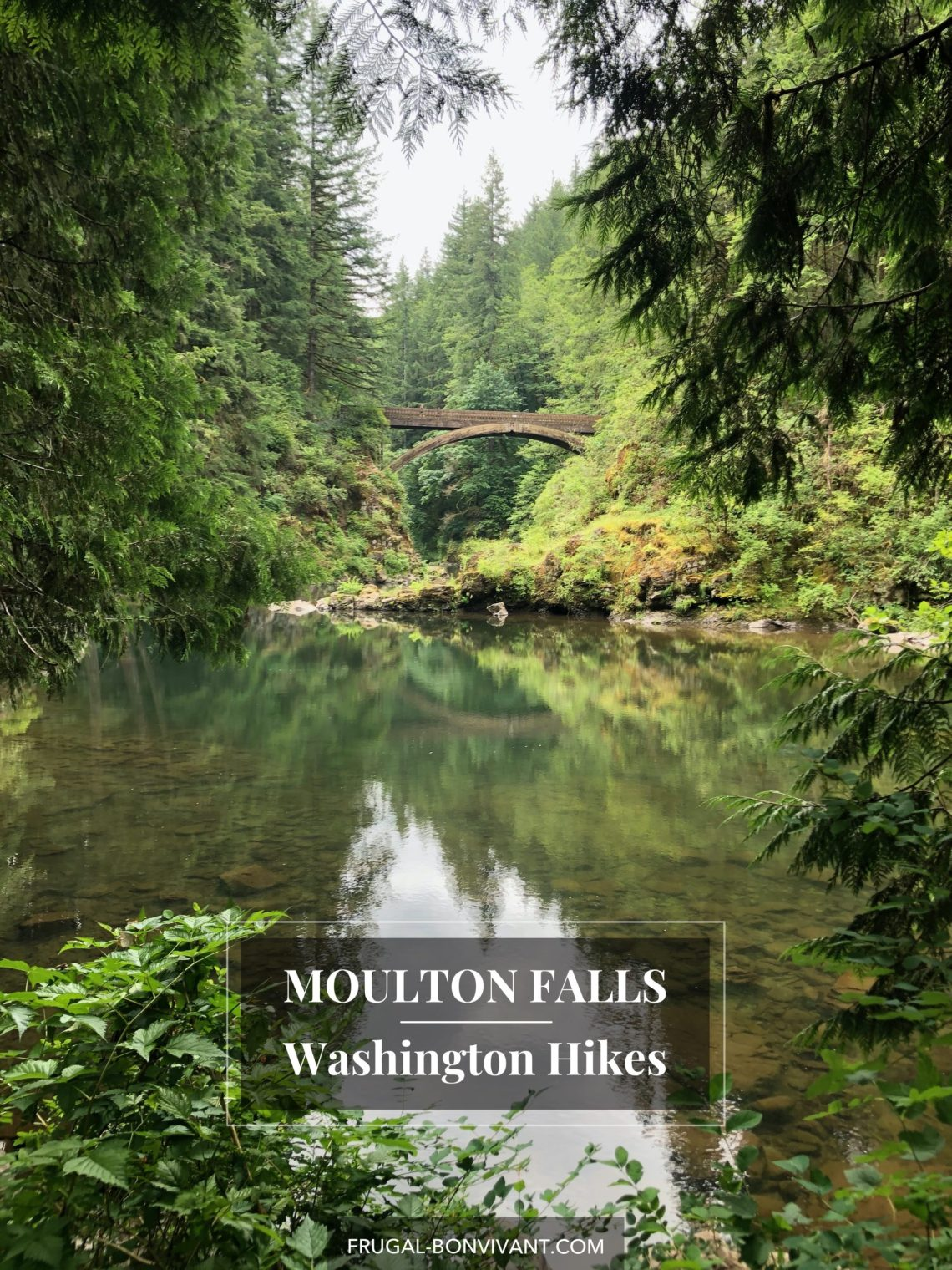 Moulton Falls Washington Hikes