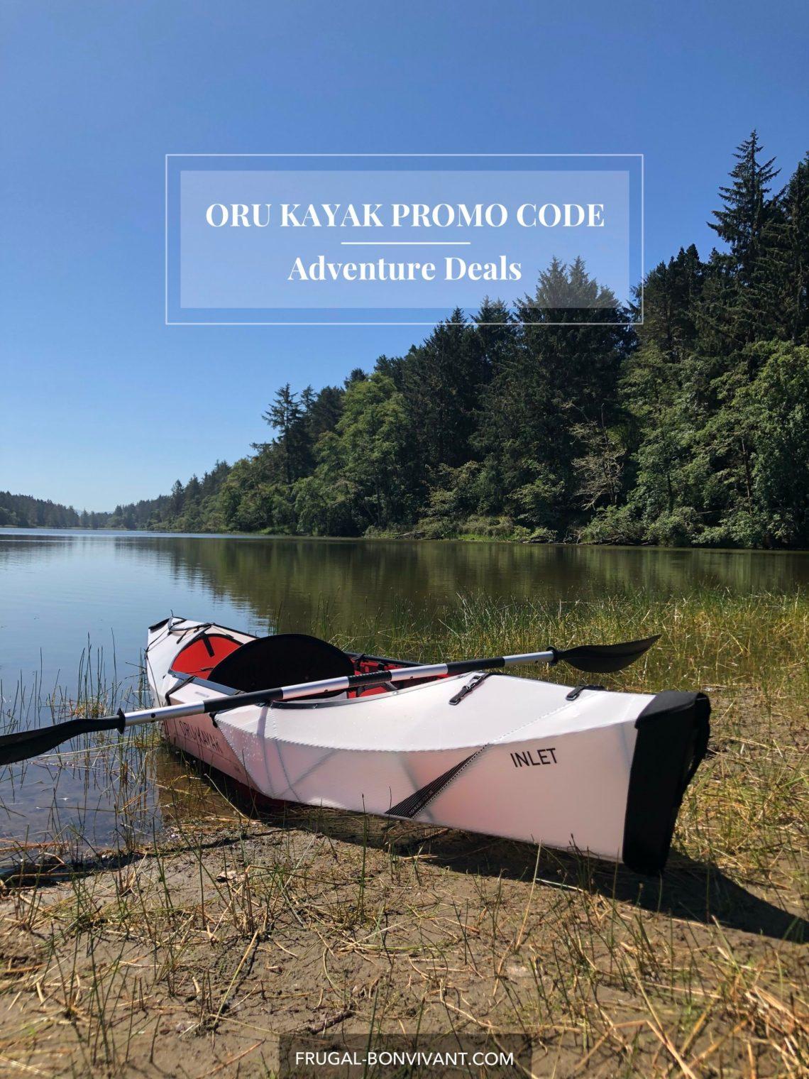 Oru Kayak Promo Code: 10% Off $1000 orders with code FBV