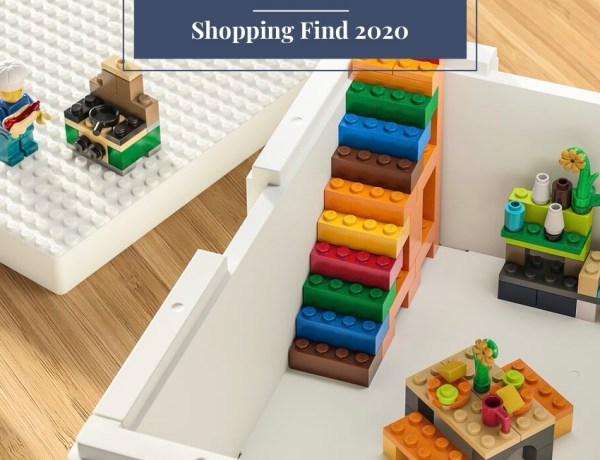 IKEA LEGO Storage set box and legos