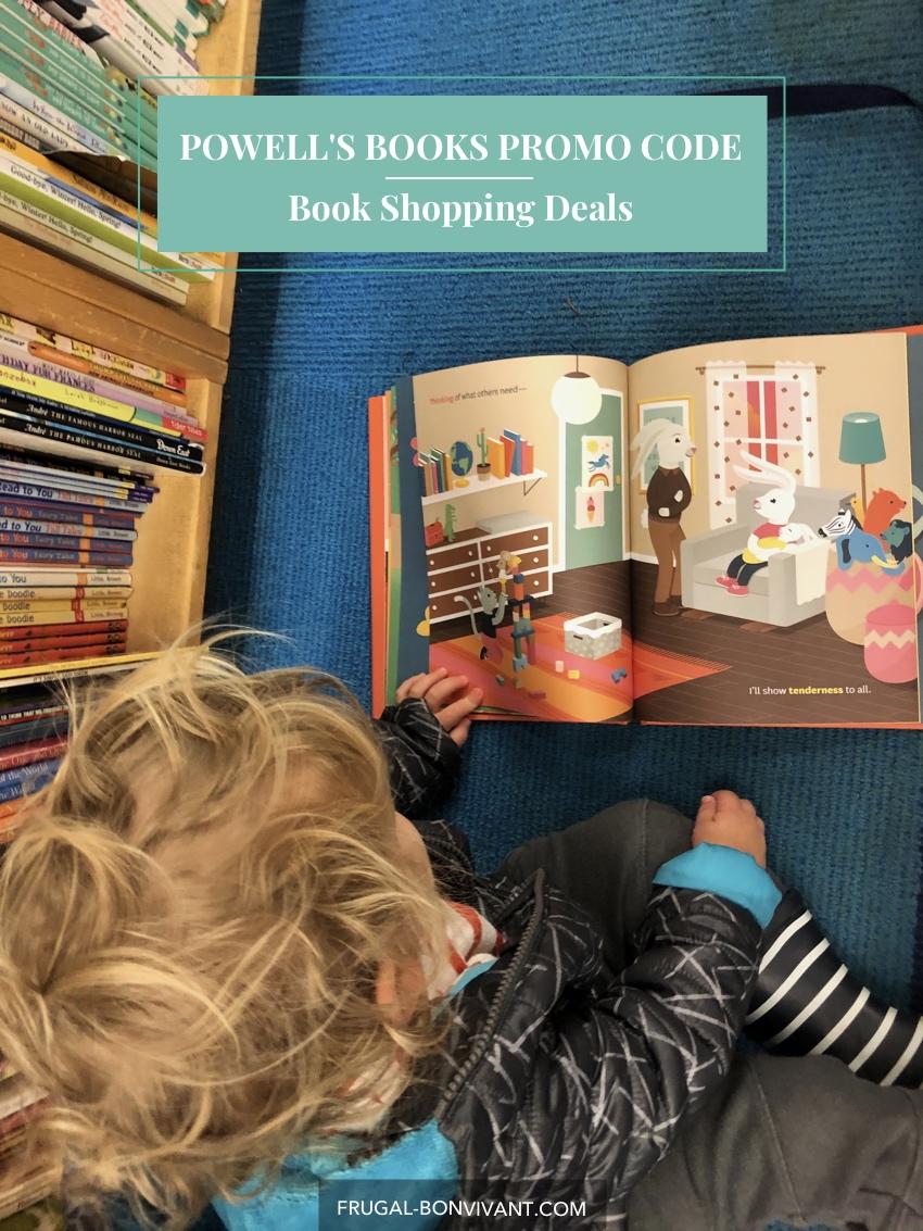powells books coupon code, reading at powells