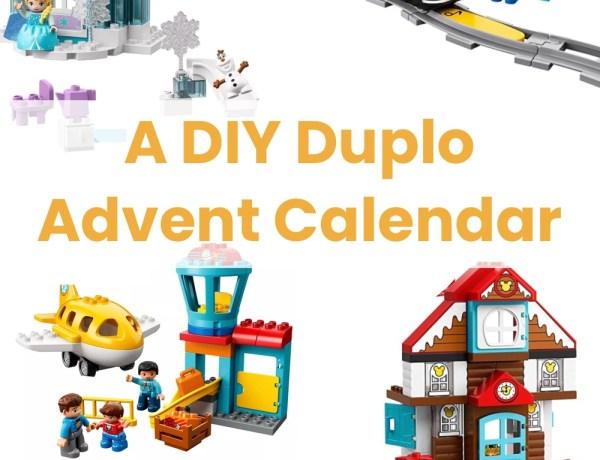 Duplo Advent Calendar
