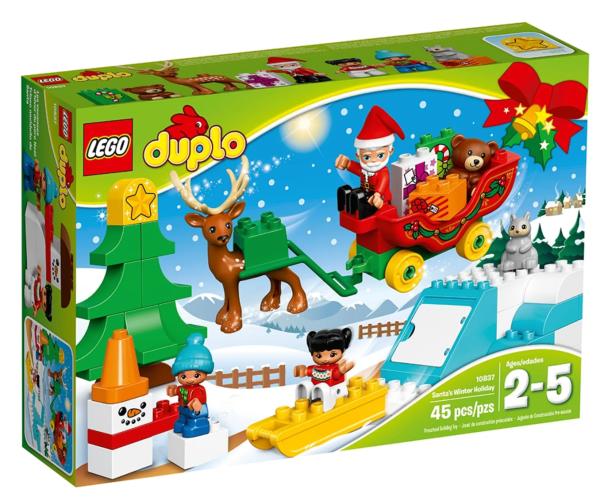 duplo winter holiday set